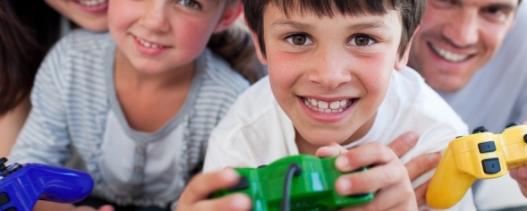 Video blaming: Buying appropriate video game for kids can be daunting task
