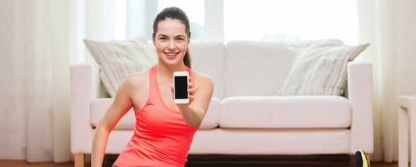 Home slim: Good luck with that gym equipment in your basement or garage