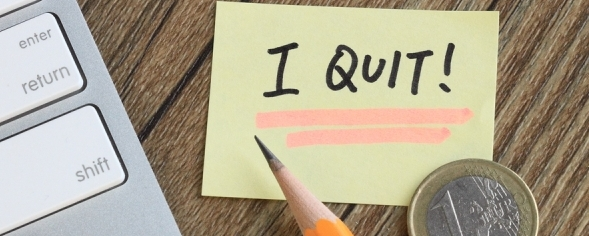 Quitting time: How to know it is time to walk away from your job