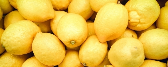 Lemon headed: If you aren't eating lemons somehow, you're missing out