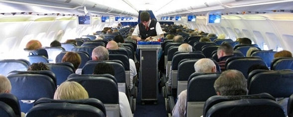 Unfriendly skies: Why flying can be terrifying for all the wrong reasons