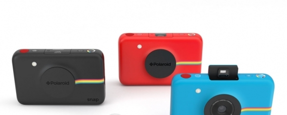 Snap Chat New Polaroid Camera Is All The Buzz For Good Reason