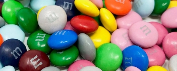 My M&Ms: A sweet, personalized take on gift giving