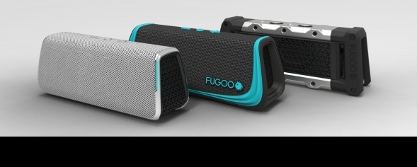 Loud and clear: FUGOO fills much needed void with speaker that does it all