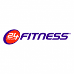 24 Hour Fitness logo