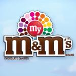 My M&M's logo