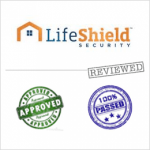 LifeShield Security logo