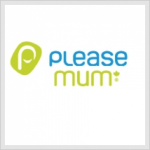 Please Mum logo