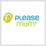 Please Mum logo