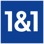 1 and 1 logo