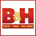 B & H Photo logo