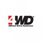 4 Wheel Drive Hardware (4WD) logo