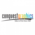 Conquest Graphics logo