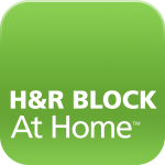 H&R Block At Home logo