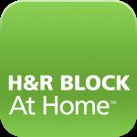 H&R Block At Home logo