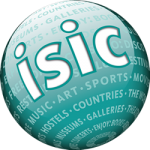 International Student Identity Card (ISIC) logo