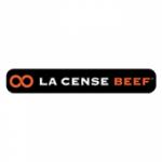 La Cense Beef logo