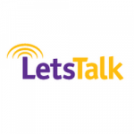 LetsTalk.com logo