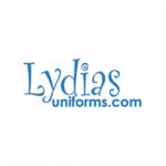 Lydia's Uniforms logo