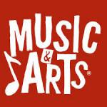 Music & Arts logo