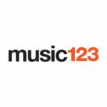 Music123 logo
