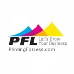 PrintingForLess logo