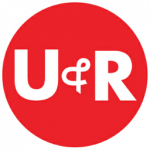 Up & Riding logo