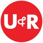 Up & Riding logo