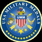 USAMilitaryMedals.com logo