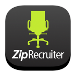 ZipRecruiter logo