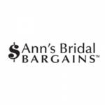 Ann's Bridal Bargains logo