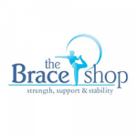 The Brace Shop logo