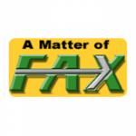 A Matter of Fax logo
