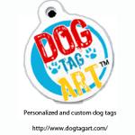 Dog Tag Art logo