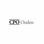 CPO Outlets logo