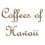 Coffees of Hawaii logo