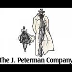 The J. Peterman Company logo