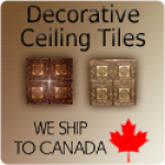 Decorative Ceiling Tiles logo