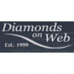 Diamonds on Web logo