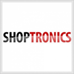 ShopTronics logo