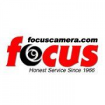 Focus Camera logo