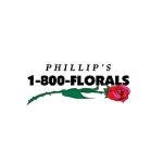1-800-FLORALS logo