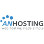 AN Hosting logo