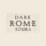 Dark Rome Tours logo