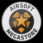 Airsoft Megastore logo