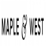 Maple and West logo