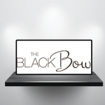 The Black Bow logo