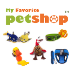 My Favorite Pet Shop logo