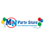 M&N Party Store logo