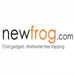NewFrog.com logo